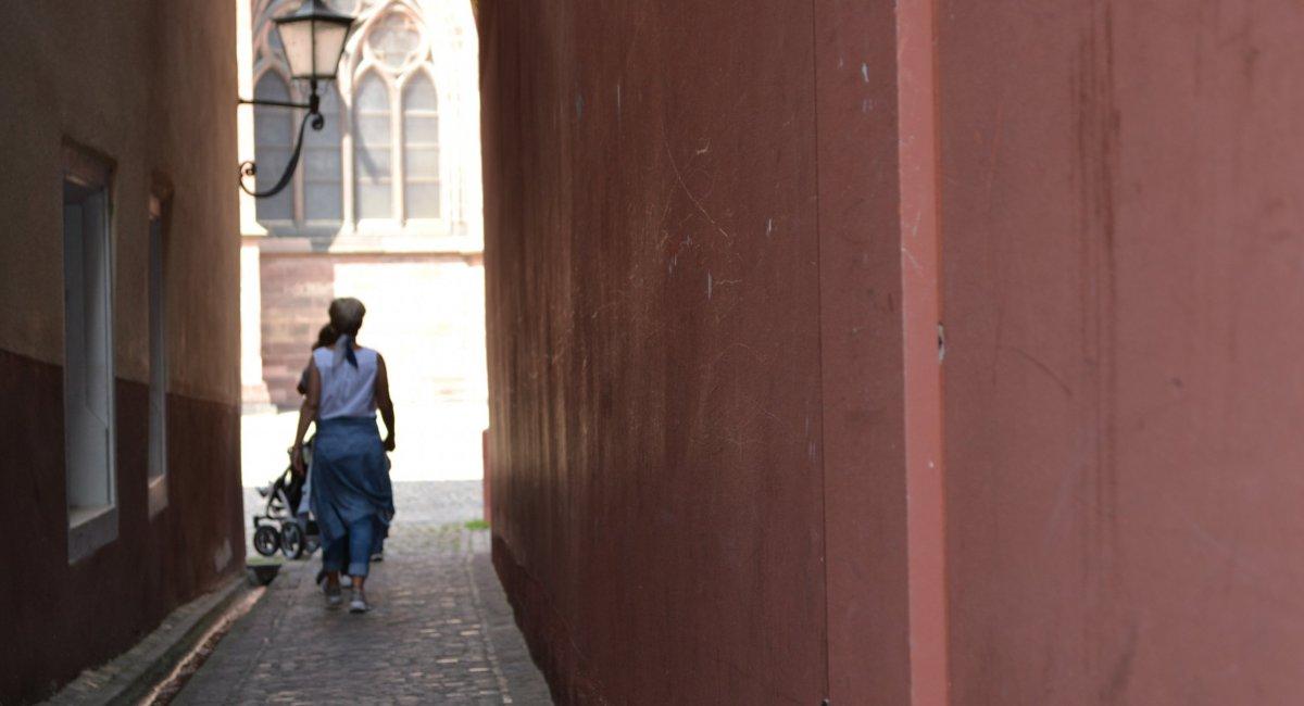 Gässle zum Münsterplatz
