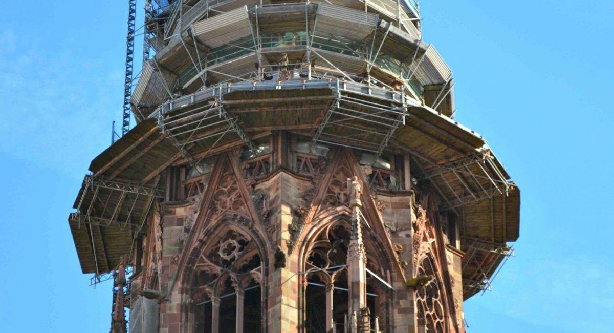 Turmhelm Münster - Stadtführungen in Freiburg mit Blickpunkt Freiburg